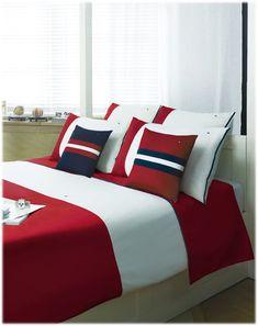 Tommy Hilfiger Color block red