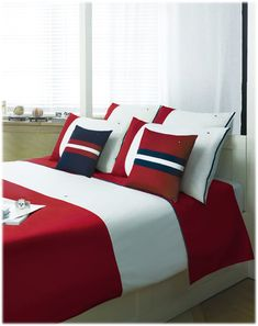 Tommy Hilfiger Color block red