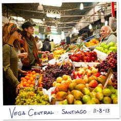 La Vega Central es uno de los 5 mejores mercados del mundo -  El ranking de la prestigiosa web de gastronomía Daily Meal, posicionó al mercado chileno del centro de Santiago como uno de los más dignos de visitar a nivel mundial. - El Definido