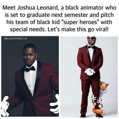 I've just seen a video about him talking about this series and it looks awesome Black History Facts, Black History Month, We Are The World, In This World, Faith In Humanity Restored, Black Pride, My Black Is Beautiful, African American History, Black Power