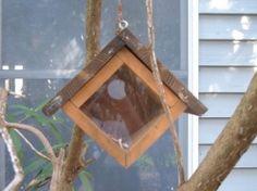 Wooden Birdhouses: Three DIY Birdhouse Plans