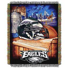 Philadelphia Eagles Baby Blanket