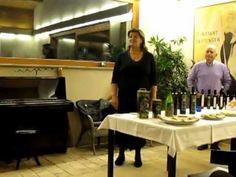 Extra virgin #olive #oil #Abruzzo #Italy Ringraziamo il presidente di #Federdop Olio Silvano Ferri che domenica 25 novembre ha introdotto i nostri ospiti all'assaggio dell'olio extravergine d'oliva abruzzese.