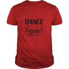 Awesome Tee Dance Squad T-Shirts