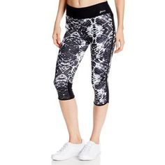 Is your #gym wardrobe feeling stale? Add some oomph with a pair of cute, fun, and on-trend patterned bottoms. (Yes, you can pull them off!) Here, 10 eye-catching pairs that we are totally psyched to sweat test. #workoutwear | Health.com