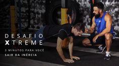 Desafio Xtreme 3 Minutos - Éder | Sérgio Bertoluci - X21