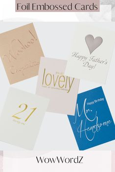 find this pin and more on foil greeting cards wowwordz by wowwordz - Foil Christmas Cards