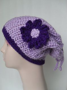 Light Purple - SCATBAND (Scarf-Hat-Headband) | Surprise Designs #craftshout 06/04