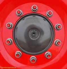 Cogida de rueda Fendt 718 6