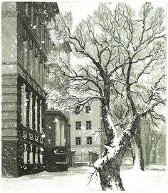 Жигулёва Елена. Снежок