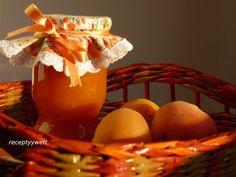 meruňkový džem Pots, Russian Recipes, Caramel Apples, Ale, Spices, Homemade, Fruit, Cooking, Breakfast