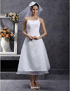 LAN TING BRIDE A-line Princess Wedding Dress - Chic