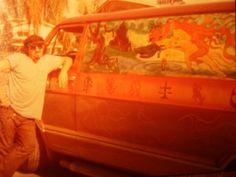 Cyclopeatron: More Fantasy Van Murals