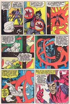 Steve Ditko  has achieved legendary status in the world of comics with his co-creation of Spider-Man  with writer/editor Stan Lee  but, in ...