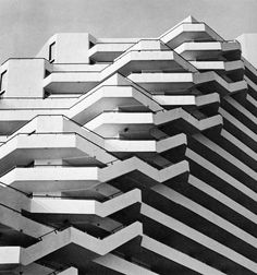 PATTERNITY_STAGGERED STACK_william morgan architects ocean city, maryland, 1971
