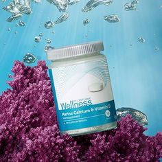 Calcio Marino y Vitamina D Marine Calcium and Vitamin D Health and Beauty - Wellness Vitamin D Calcium, Calcium Vitamins, Calcium Supplements, Natural Sources Of Calcium, Nordic Diet, Oriflame Beauty Products, Multivitamin Mineral, Whole Grain Cereals, Dental Facts