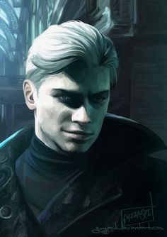 Nephilim by Guzzardi.deviantart.com on @deviantART Vergil from DmC: Devil May Cry