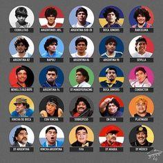 Football Icon, Best Football Players, Old Boys, Argentina Football, Diego Armando, Sport Icon, Soccer, Instagram, Rest