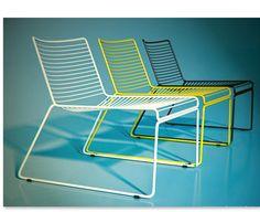 Shopping guide : les fauteuils d'extérieur HEE   Made In Design