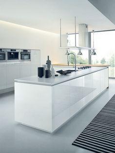 Grand Atelier. Hartwoods Aster Cucine Kitchens. Prestbury, Cheshire. www.hartwoods.co.uk