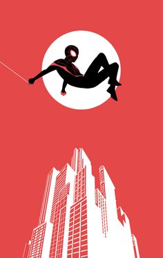 """teetov: """"here come dat boi! Marvel Movie Posters, Marvel Comics Art, Marvel Heroes, Marvel Characters, Marvel Avengers, Spiderman Spider, Amazing Spiderman, Miles Morales Spiderman, Marvel Wallpaper"""