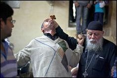 Muslims in Egypt Turn to Christian Priests for Exorcisms
