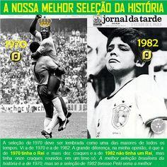 A melhor Seleção brasileira da história