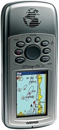 Amazon.com: Garmin GPS 76CSX Handheld GPS with Barometric Altimeter and Electronic Compass: Sports & Outdoors
