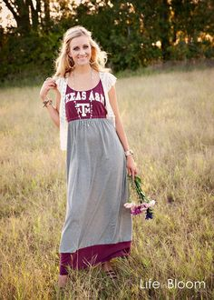 LOVE the gameday dresses.