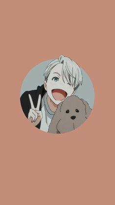 Victor~! Ya para sus celulares ♡.♡
