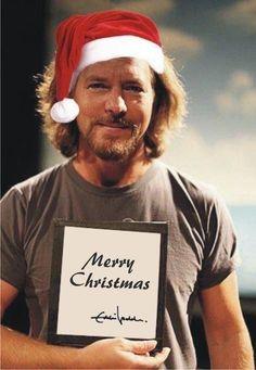 Eddie Santa....hmmm