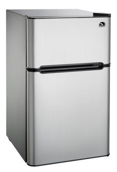 3.2 cu. ft. Compact Refrigerator with Freezer