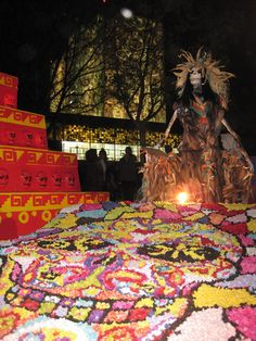 9 Interesting Facts About The Day of The Dead. - Día de los Muertos