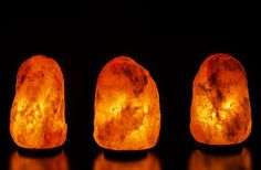 How Does A Himalayan Salt Lamp Work Gorgeous Pinhimalayan Salt Lamp On My Salt Lamp  Pinterest  Himalayan Design Inspiration
