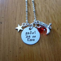 """Disney's """"Toy Story"""" Inspired Necklace. Cowgirl Jessie…"""