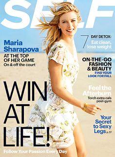Maria Sharapova shares Diet secrets