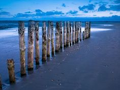 'Beach at East Head, West Wittering, Sussex' by Assaf Frank
