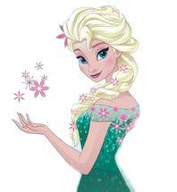 Elsa fever para tubete