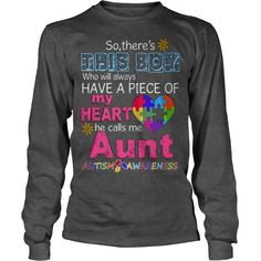Autism Aunt Piece Of My Heart Awareness #gift #ideas #Popular #Everything #Videos #Shop #Animals #pets #Architecture #Art #Cars #motorcycles #Celebrities #DIY #crafts #Design #Education #Entertainment #Food #drink #Gardening #Geek #Hair #beauty #Health #fitness #History #Holidays #events #Home decor #Humor #Illustrations #posters #Kids #parenting #Men #Outdoors #Photography #Products #Quotes #Science #nature #Sports #Tattoos #Technology #Travel #Weddings #Women