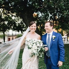 Char Co Wedding. Bride and groom.