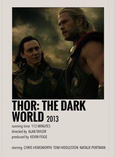 Thor the dark world by Millie