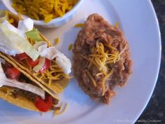 Mary Ellen's Cooking Creations: Refried Beans