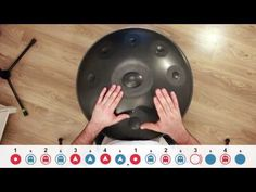 Handpan lessons - A new way to learn - YouTube