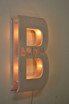 Personalized Name Sign Marquee LED Lights от inspiration lights This item is unavailable