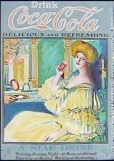 Vintage Coca-Cola 1906