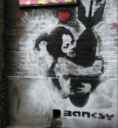 BANKSY STREET CAT WALKING ON CHAINS  Art Silk Poster 12x18 24x36