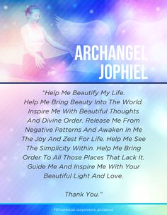 My Guardian Angel Prayer, Guardian Angels, Archangel Jophiel, Arch Angels, Archangel Prayers, Angel Spirit, Angel Guide, Miracle Prayer, Ascended Masters
