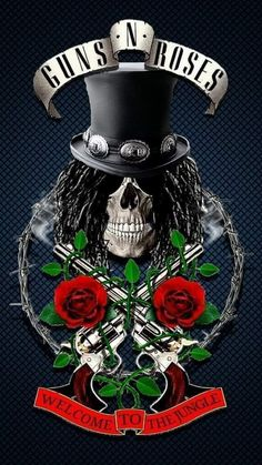 Rock And Roll, Pop Rock, Rock Band Posters, Rock Band Logos, Guns And Roses, Heavy Metal Rock, Heavy Metal Music, Rock Chic, Glam Rock