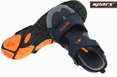 Sparx Men N.Blue Orange Floaters Sandals at our best price ₹ 1099/- only.