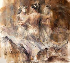 """""""Devotion"""" by Anna Razumovskaya"""